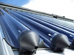 pannello solare termico ingrandimento
