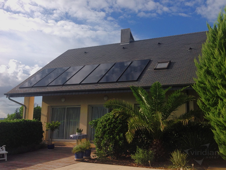 impianto solare termico