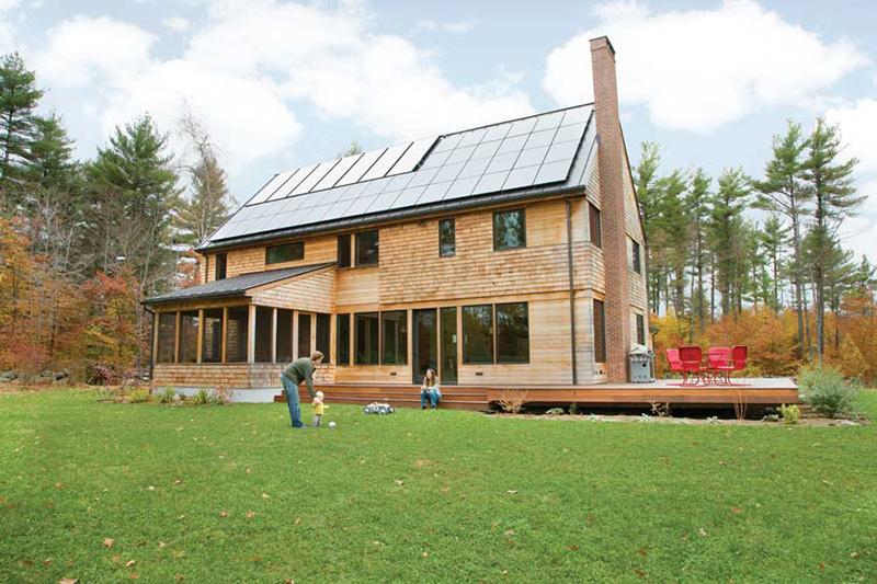 impianto fotovoltaico abitazione off-grid